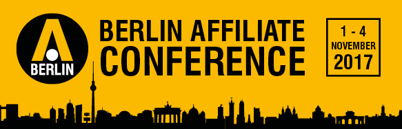 BAC 2017 - Berlin Affiliate Conference