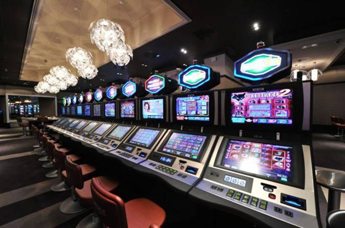 Slot casino saint vincent